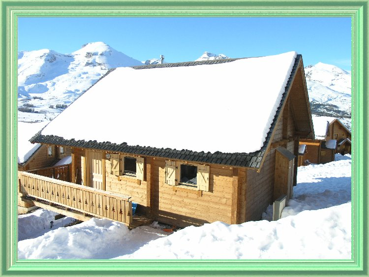 Chalet - French Alps